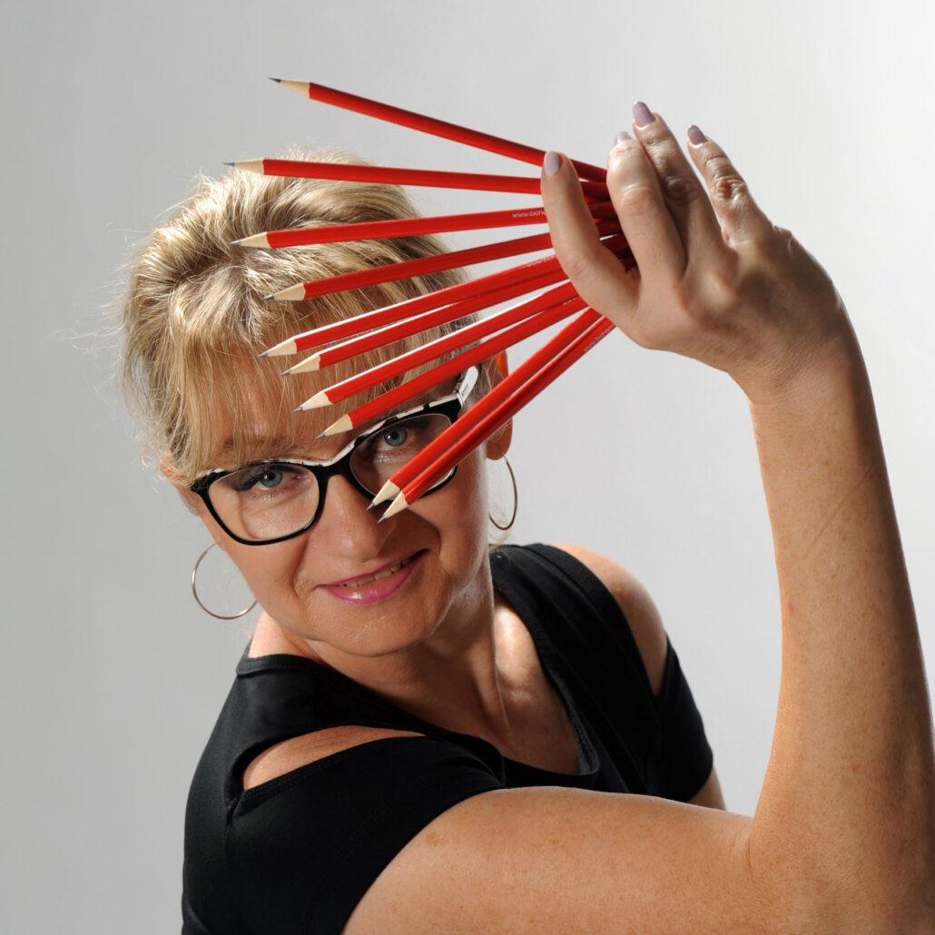Jiřina Chrtková designerka šperků GeorGina