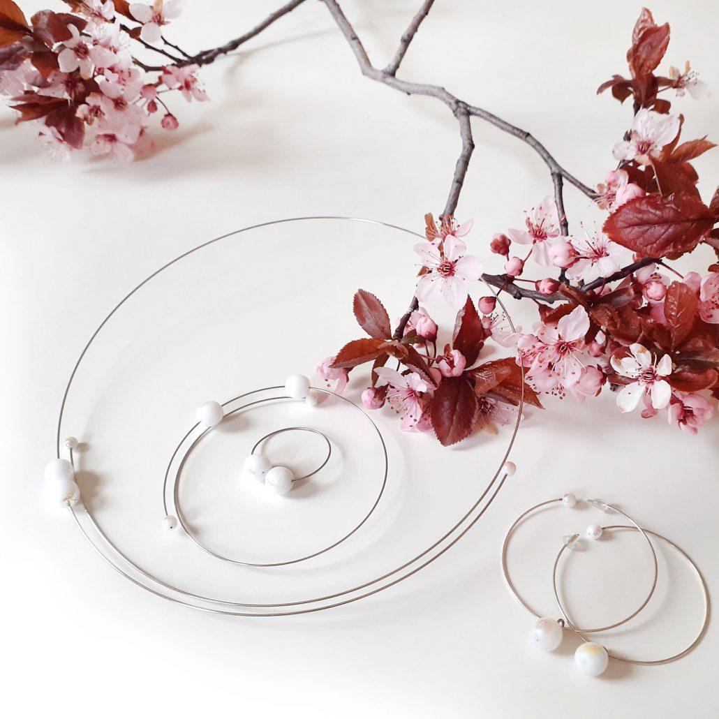Šperky kolekce Sněhurka Design © Copyright GeorGina Jiřina Chrtková FAST SHOTS, s.r.o.