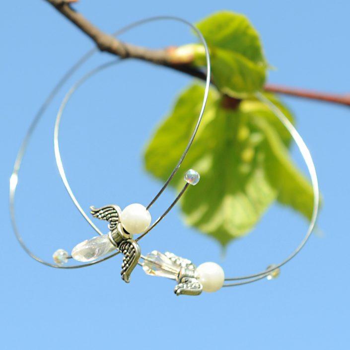 Šperky náramky Andělé Design © Copyright GeorGina Jiřina Chrtková FAST SHOTS, s.r.o.