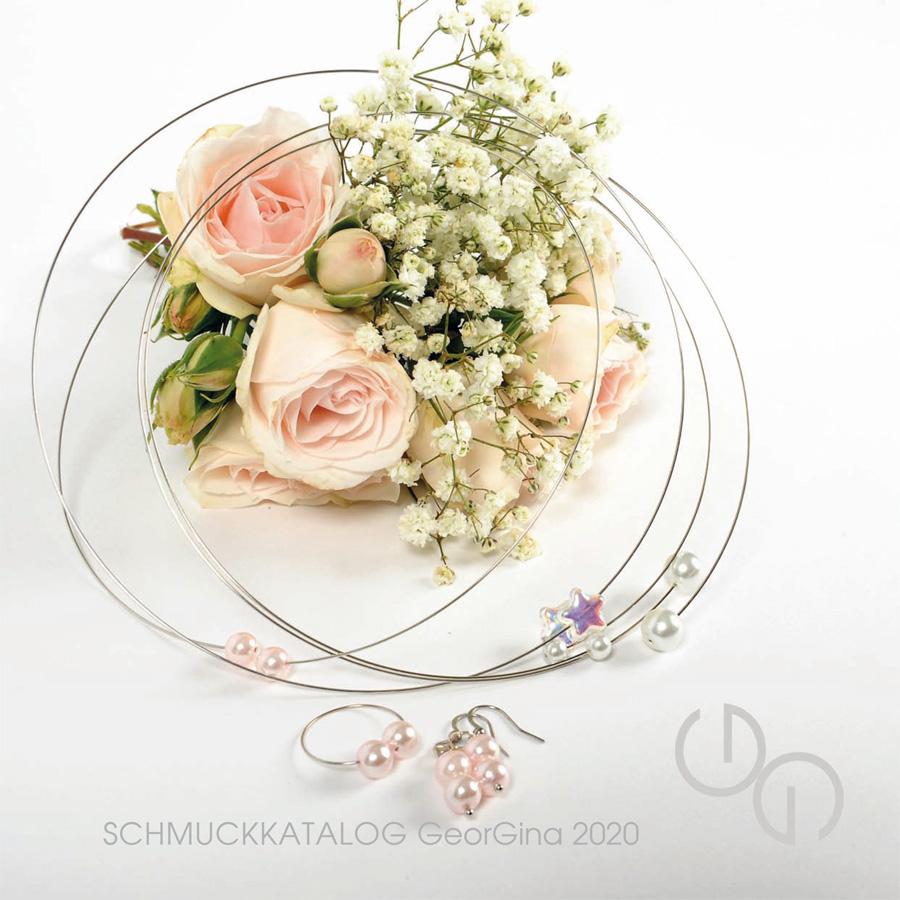 Katalog šperků GeorGina - německy